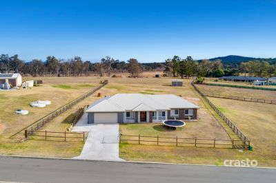Immaculate family Entertainer on an Acre Block plus Shed!