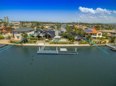 Prestigious North Facing Waterfront - Double Block - Sellers Purchased Elsewhere