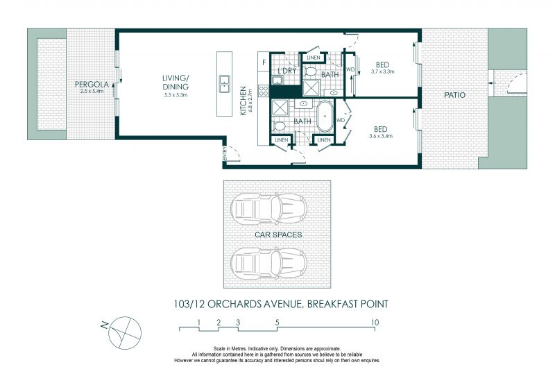 103/12 Orchards Avenue Breakfast Point 2137