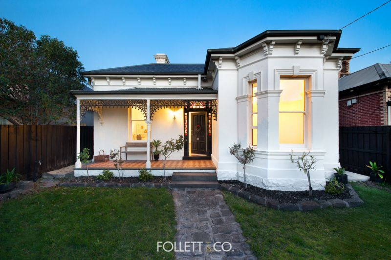 Updated Victorian Italianate Oasis in a Stunning Location