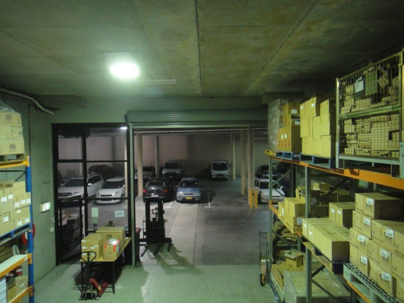 Small Secure Industrial Unit