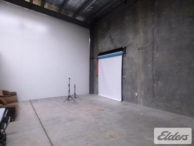 TIDY, PROFESSIONAL OFFICE/WAREHOUSE.