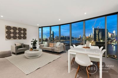 Exceptional Yarra's Edge Living!