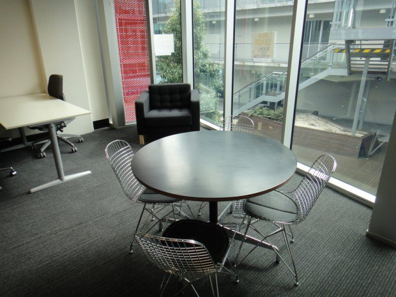 Superb north facing inner courtyard office space for lease in Brookvale.