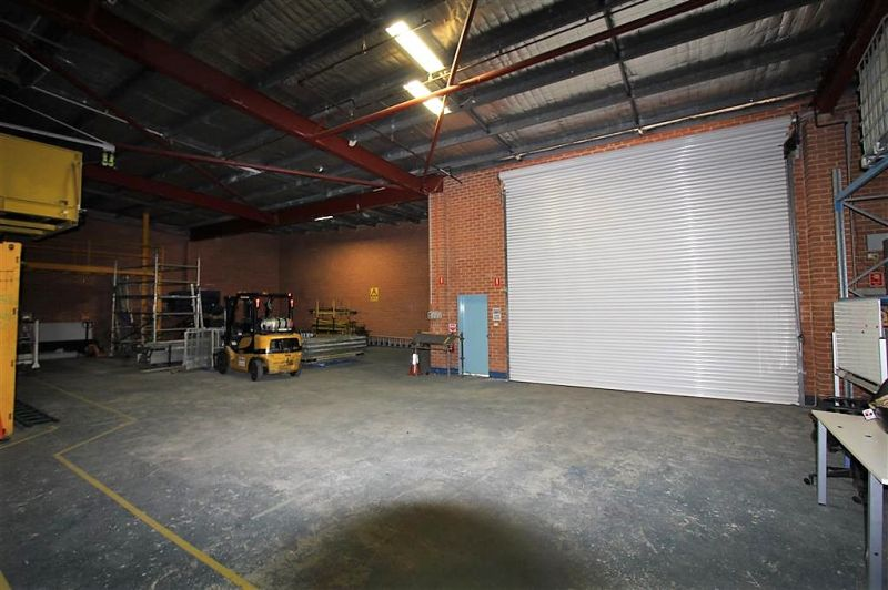 Incredible 531m² Industrial Unit on Boundary Road