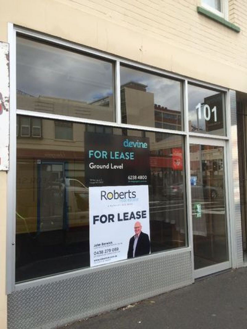 PROMINENT CENRAL BUSINESS LOCATION - HOBART
