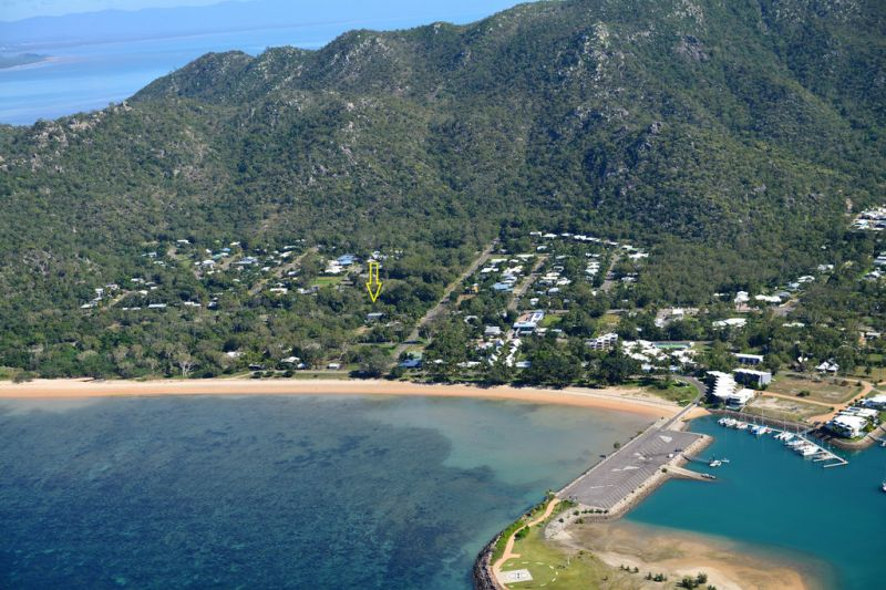 Magnetic Island development site