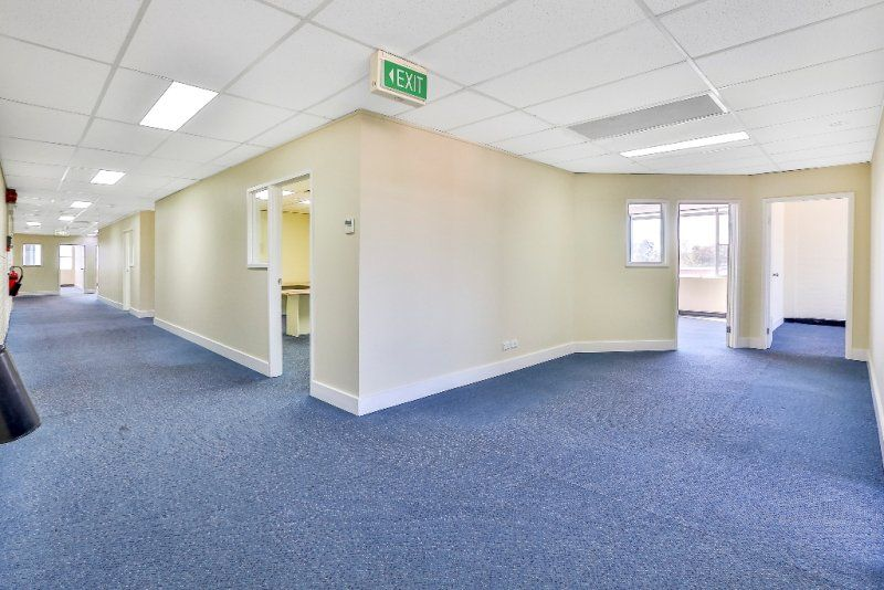 Whole Top Floor Office in Central Location with great natural light and outlook.