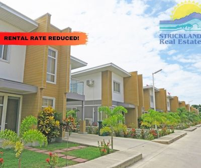 UPSCALE TOWNHOUSES, DOWNSCALE RENTALS!