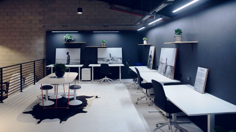 Creative Co-Working Hub At Thomas Surfboards HQ