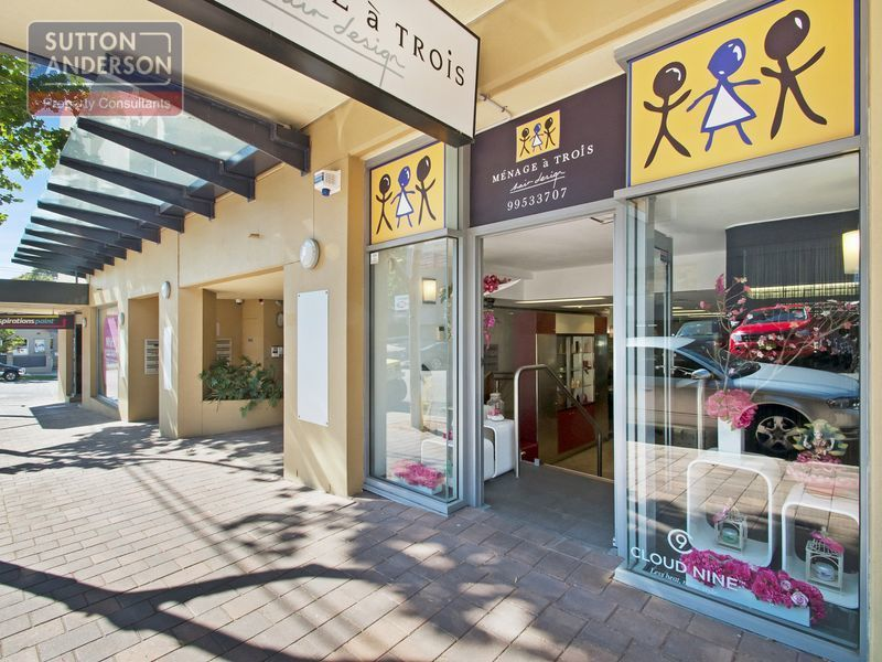 Boutique Retail or Office