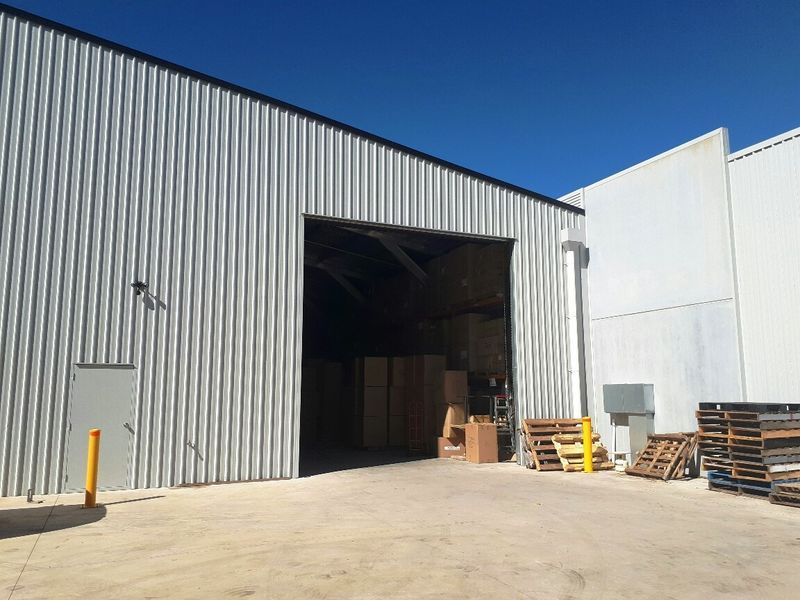 PARTITIONED WAREHOUSE SPACE FOR LEASE