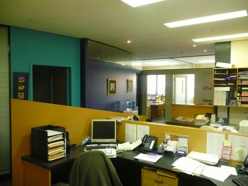 PROFESSIONAL, GROUND LEVEL OFFICE SUITE