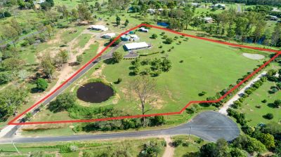 5 ACRE SANCTUARY, HUGE SHED & IMMACULATE HOME WITH STUNNING RURAL VIEWS!