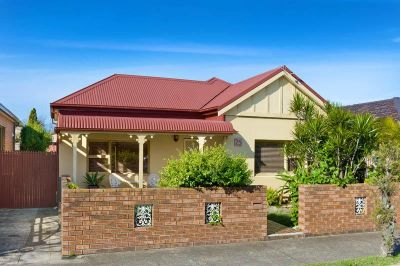 SOLD: Wide 12.19 metre frontage  - Westerly Aspect