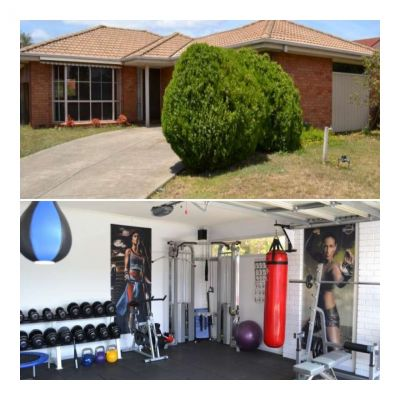 Fantastic home providing a fitness lifestyle!