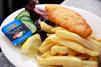 Fish and Chips Near Bentleigh - Ref: 10213