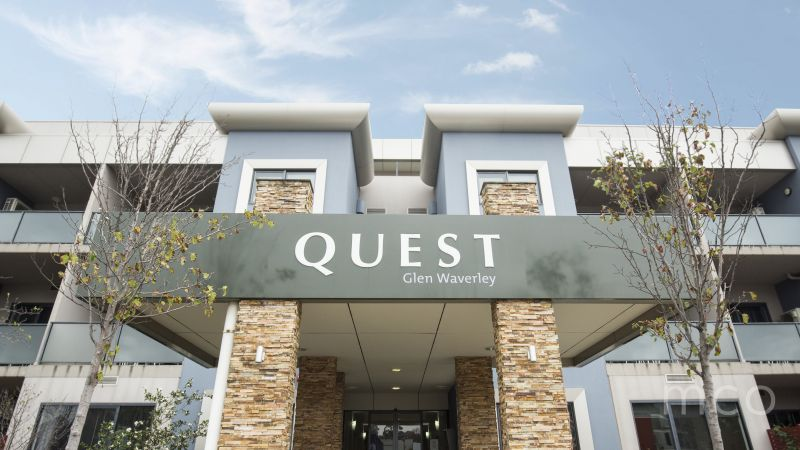 Rare luxury investment opportunity with Quest Glen Waverley
