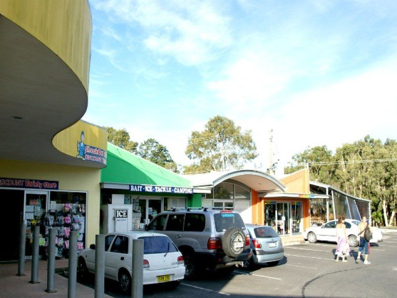 Small Or Large Shop in Rainbow Beach Shopping Centre