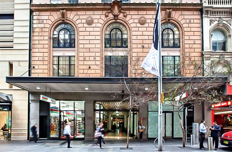 NEWLY REFURBISHED OFFICE FACING PITT ST, SYDNEY CBD