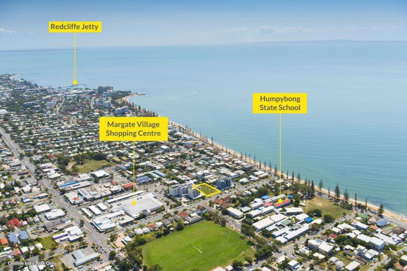 2,430m2* Margate Development Site