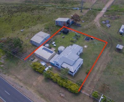 BARGAIN BUY! SOLID HOME WITH 3 BAY SHED, SOLAR ON 1012M2 BLOCK…..