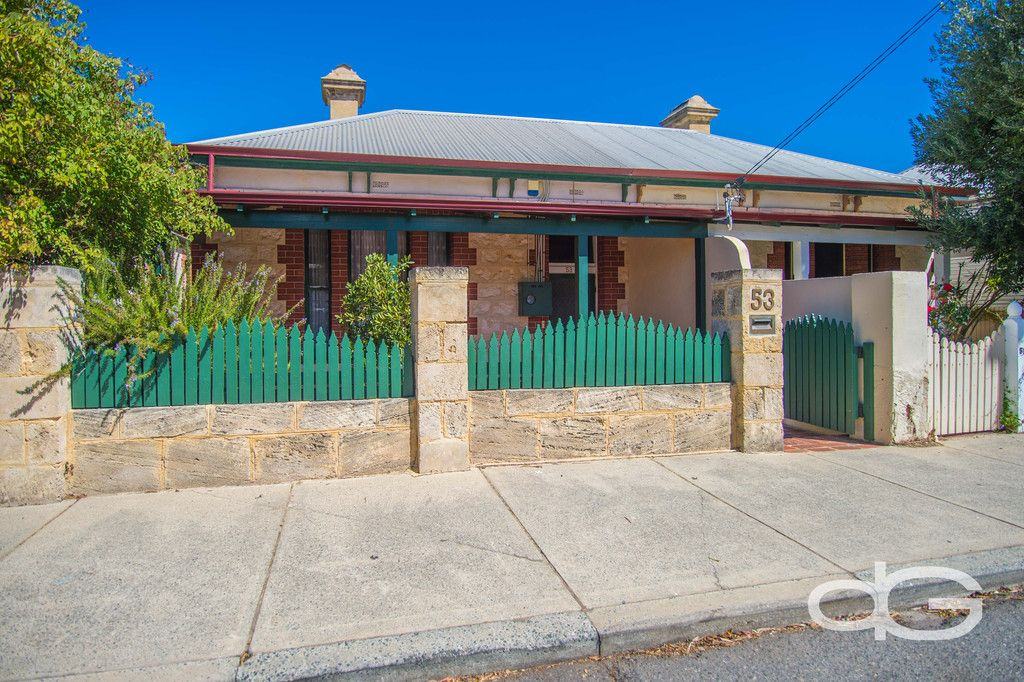 53 Bellevue Terrace, Fremantle