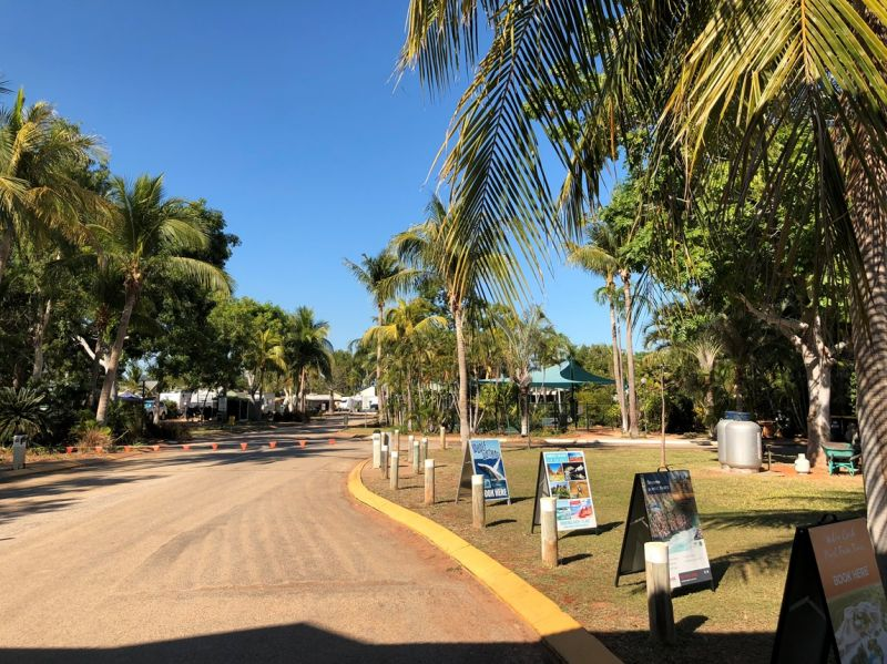 Palm Grove Holiday Resort on Cable Beach
