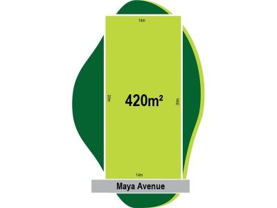 420sqm Land in Maya Avenue priced to sell!