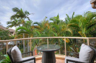 Miami Beachside Apartment