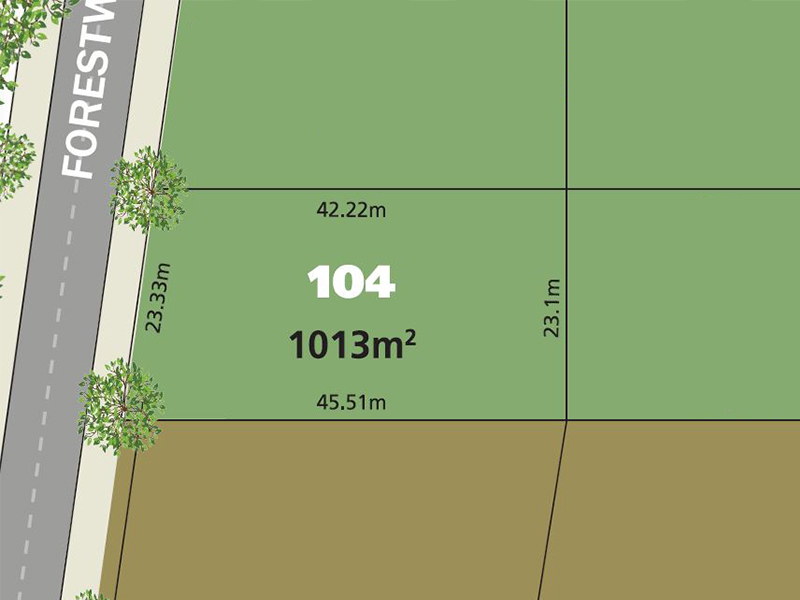 Glenmore Park Lot 104 Forestwood  Drive