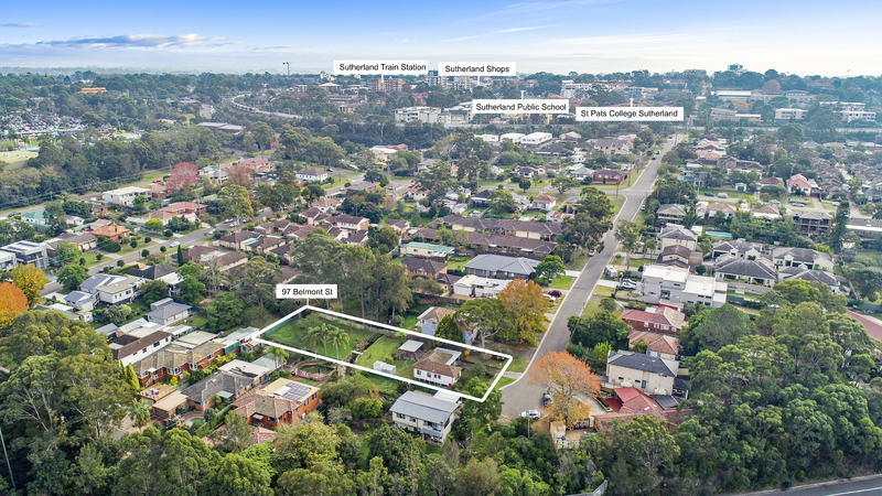 """DECEASED ESTATE – Raw Development opportunity"""