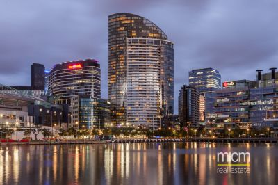 Victoria Point, 20th floor - Sensational Docklands Location With Stunning Views!