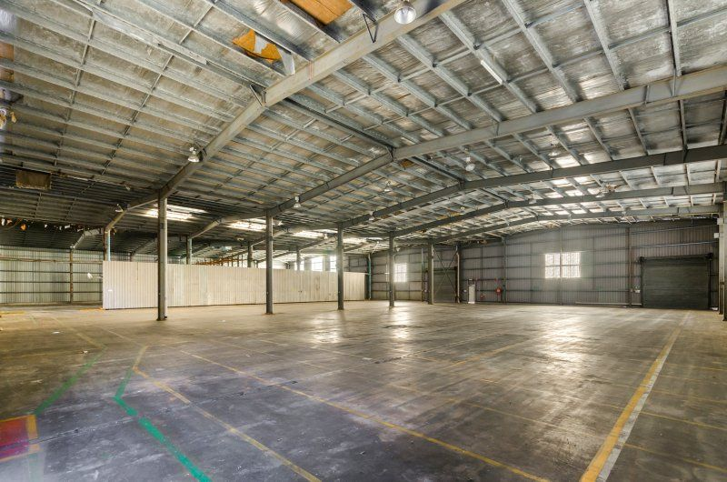 Dangerous Goods Warehouse and Yard Capabilities