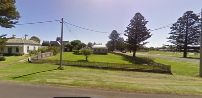 PORT FAIRY THE BEST BLOCK IN TOWN MAIN STREET NOT BEEN OFFERED FOR SALE IN 40+ YEARS