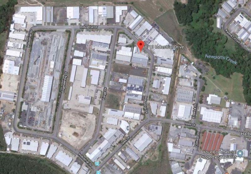 Industrial unit in popular complex...