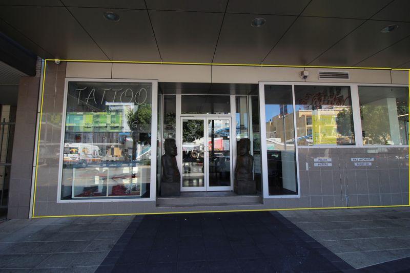Abbott Street Shop/Office For Lease