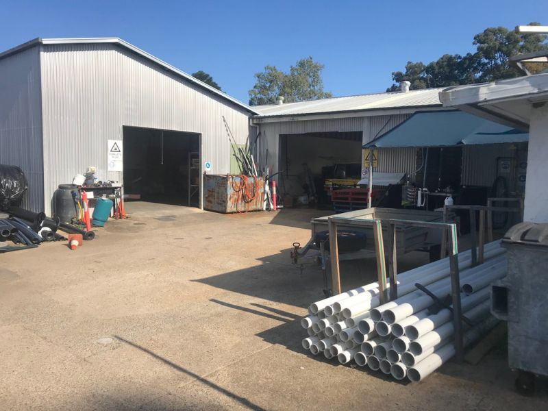 Profile Showroom and Warehouse Space Beerwah