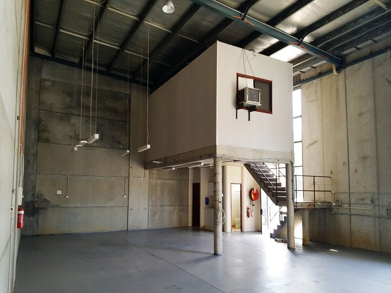 Functional & Affordable Industrial Unit