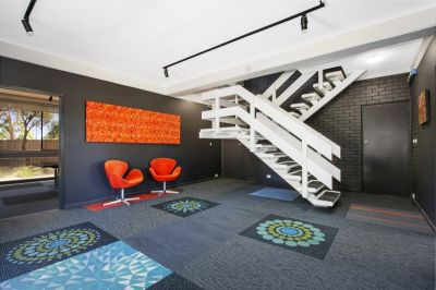 LOOKING FOR A FUNKY OFFICE SPACE?