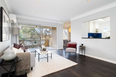 Renovated 3 Bedroom Apartment in Prime Location