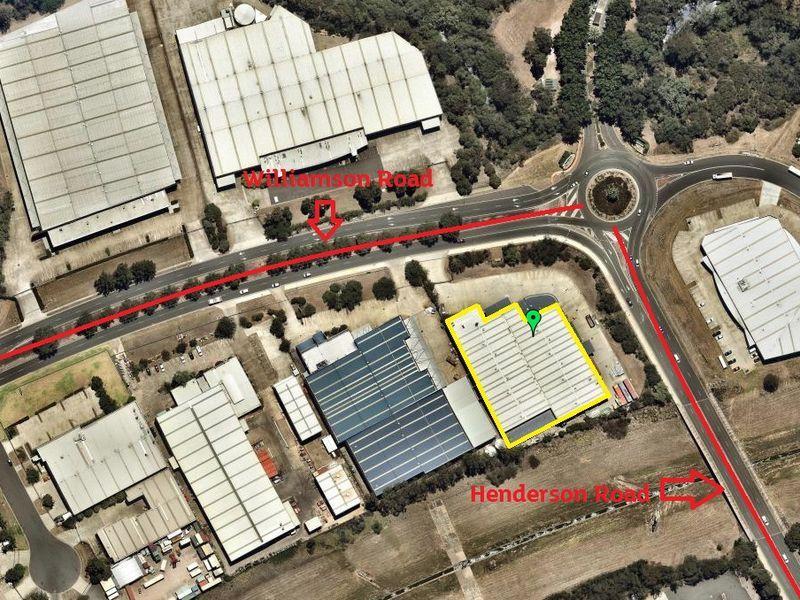 High Profile Williamson Road Location