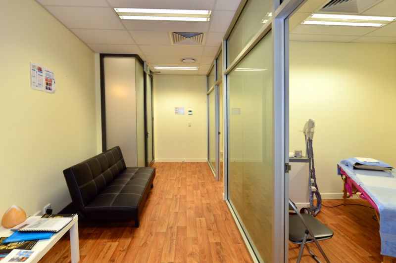 Small Centrally Located Office