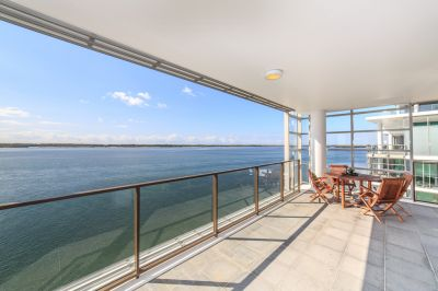 Panoramic Views from Corner Apartment  Interstate Investor Wants To Sell