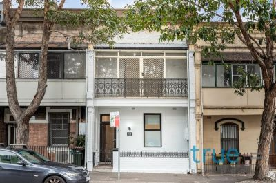 RENOVATED AND SPACIOUS IN CONVENIENT COSMOPOLITAN LOCALE