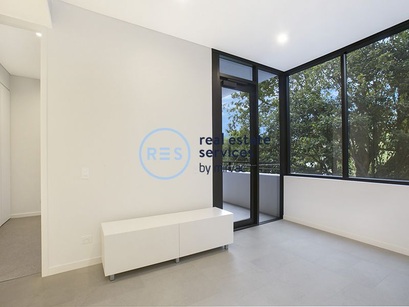 Contemporary 1-Bedroom Apartment in 'The Moreton', Bondi