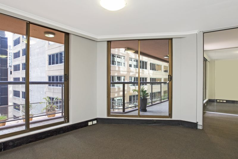 Office Suite with large balcony