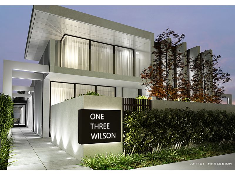 Construction Commenced. Only 2 Remaining - One Three Wilson: Lavish, Spacious, Single Level, And Light-Filled