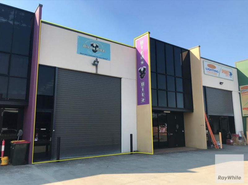 Industrial Warehouse Opportunity in Central Morayfield Location