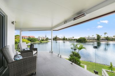 Beautifully presented waterfront residence